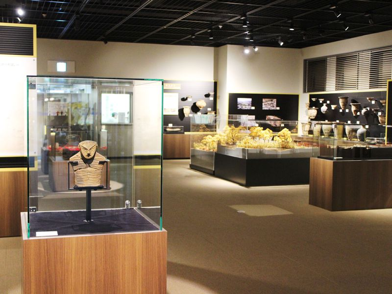 先人たちの歩みがここに!札幌市埋蔵文化財センター