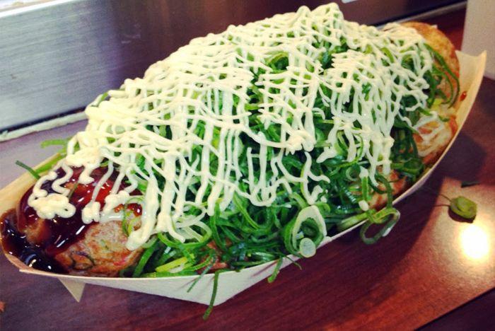 大阪駅から徒歩3分!新梅田食道街の「はなだこ」