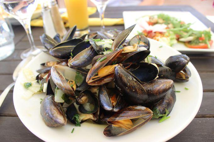 フランス伝統のプロヴァンス料理も味わえる!