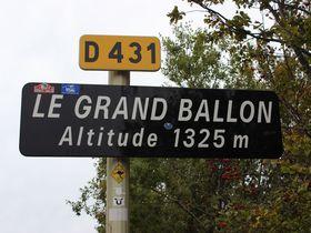 アスリートに愛される仏アルザスの最高峰「ル・グラン・バロン」