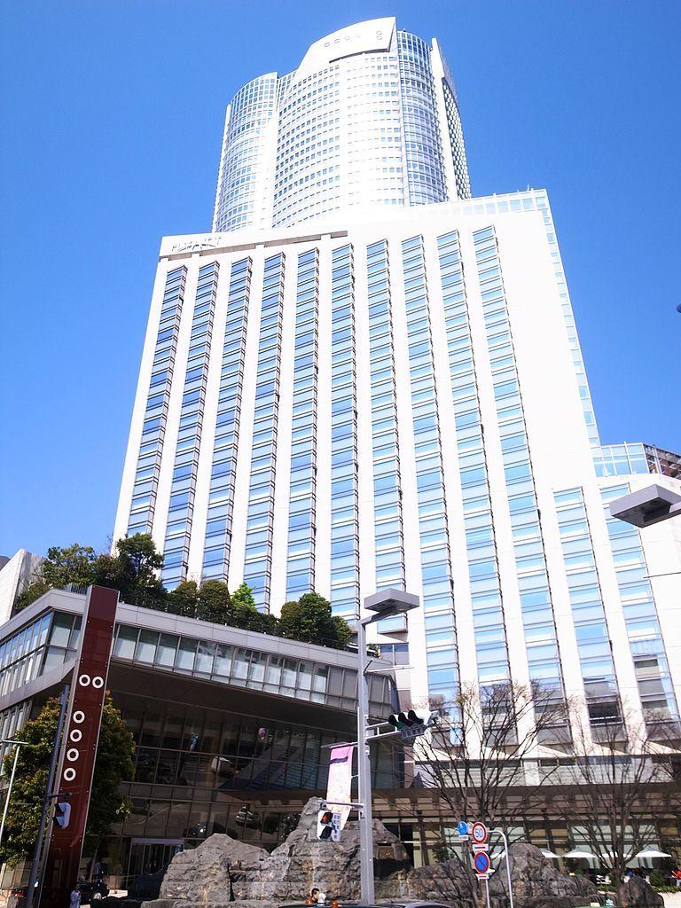 グランドハイアット東京のある六本木ヒルズ=日本の最先端情報の発信基地!?