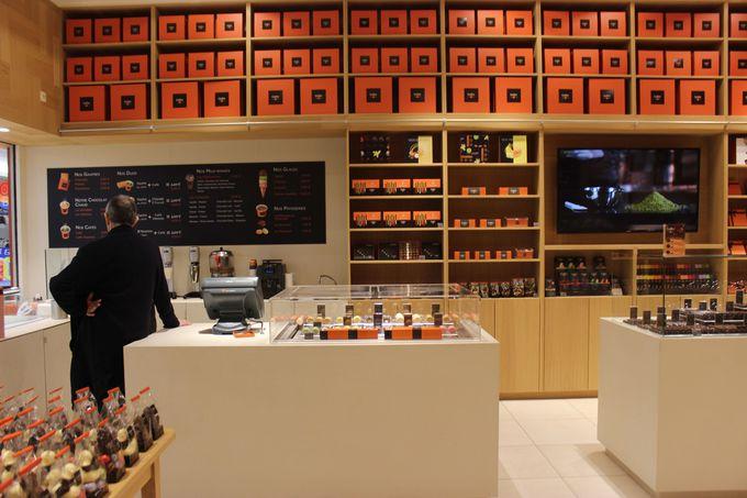 世界のショコラティエ、ジャン・ガレーの美意識漂うカフェ