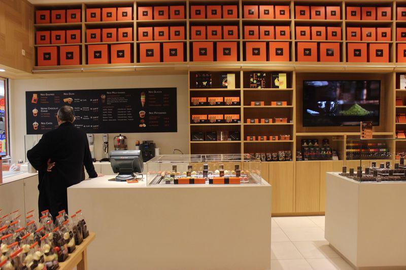 ベルギー王室御用達チョコレート!ガレーの「ショコラテ」