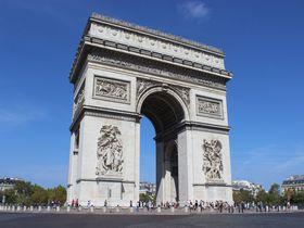 初めてのパリ1日目の街歩き!パリのエスプリ満喫の旅
