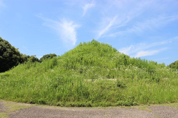 国指定史跡「五郎山古墳」で古代空間に浸ろう