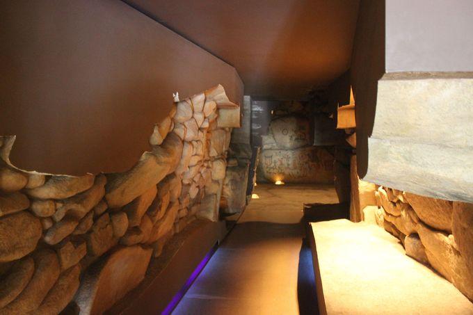 羨道をくぐって辿り着く、古代筑紫の宇宙