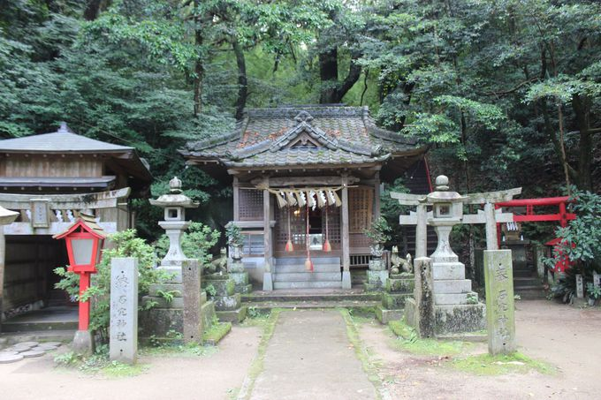 石穴稲荷神社でなつかしい「母の記憶」に身をゆだねよう