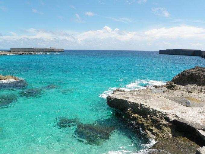 絶海の孤島の艀の歴史