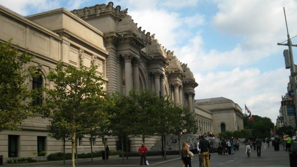 2.メトロポリタン美術館