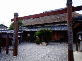 忍者が実際住んだ家!カラクリ連続!!滋賀「甲賀流忍術屋敷」
