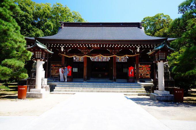 松陰先生を祀る「松陰神社」