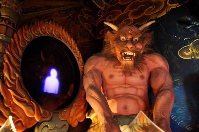地獄と駄菓子を学ぶ!「全興寺」