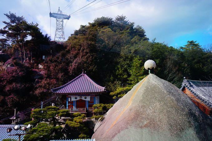 広島県尾道市のパワースポットといえば!「千光寺」