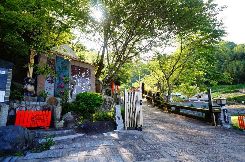 15年かけて一人で作り上げた公園!岡山「癒やしの散歩道 裕園」