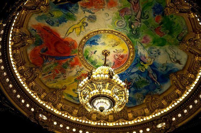 4.オペラ・ガルニエ/パリ