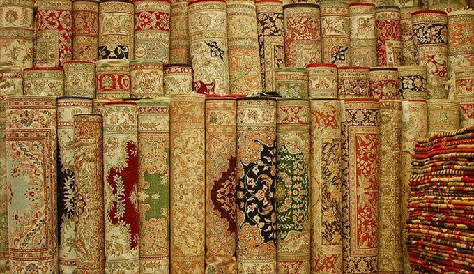 旅の思い出に♪高級トルコ製絨毯