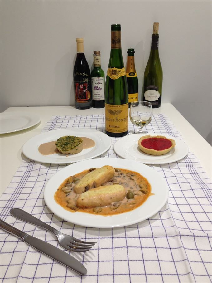 食い倒れの町リヨンで本格フランス料理をマスターしちゃおう!お料理教室参加レポート