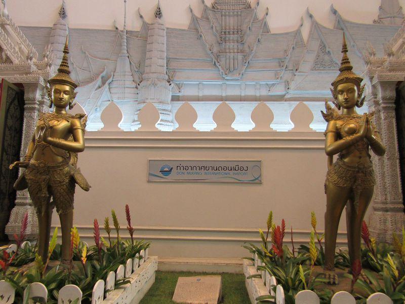 意外と楽しい!復活したバンコク・ドンムアン空港 国際線ターミナル