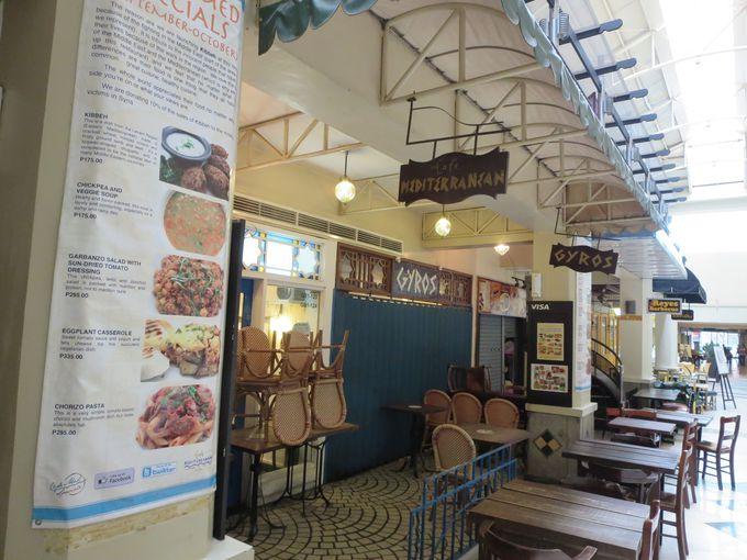カフェ、レストラン、ファストフード。癒しの空間で憩いの場所を見つけよう