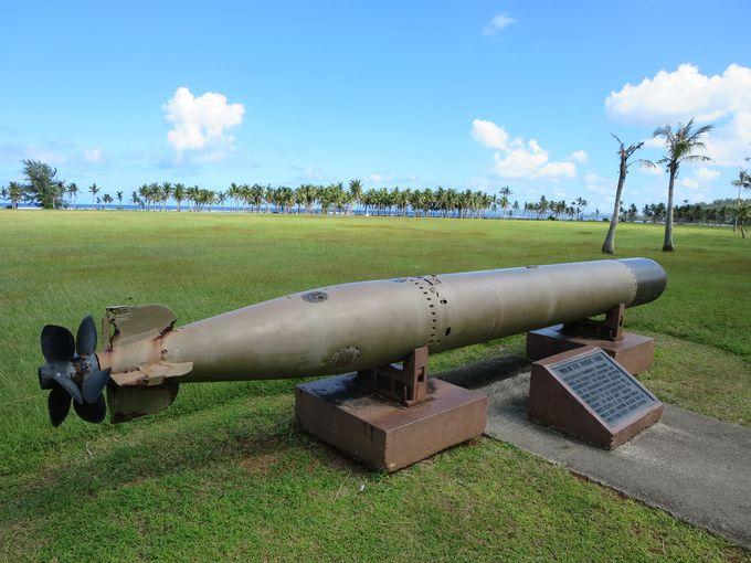 日米の激戦地、アサン海岸を望む「太平洋戦争国立歴史公園」