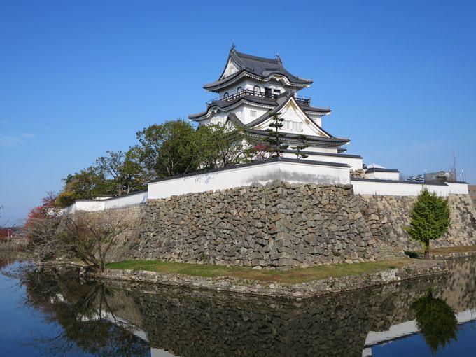 まずは岸和田城を見に行こう!