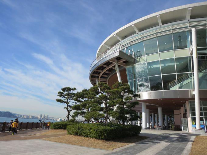 8.ヌリマルAPECハウス/釜山市