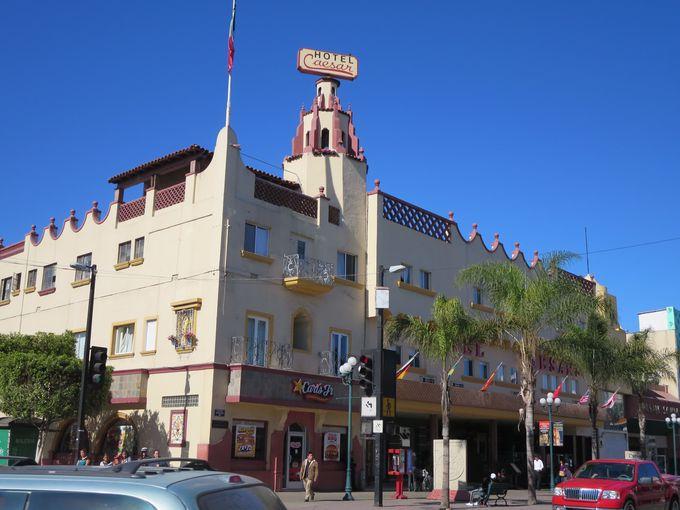 ティファナのホテルレストランから生まれたシーザーサラダ