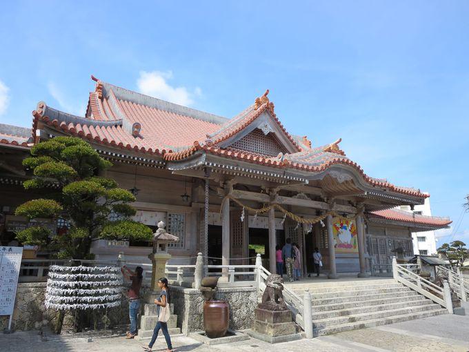 宜野湾市唯一の神社、普天満宮とは?