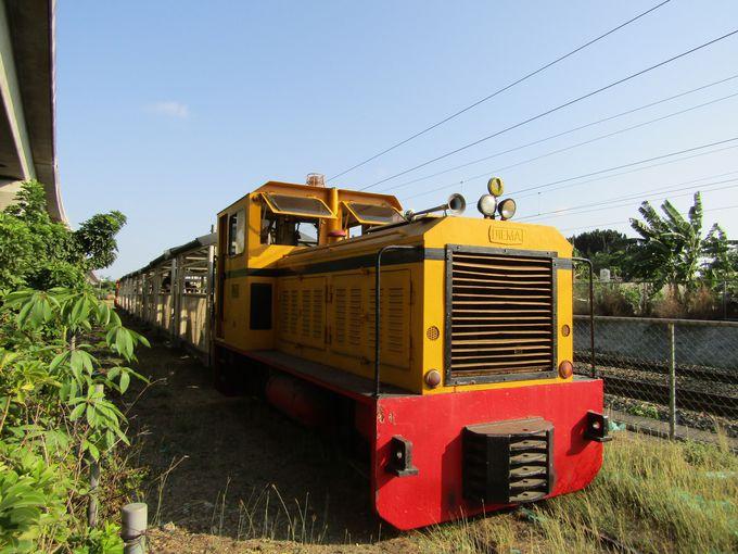 「五分車」トロッコ列車で楽しむ小旅行!