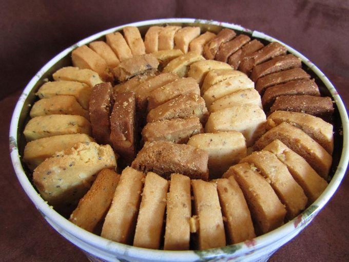 びっしり!「ジェニー・ベーカリー」のクッキーセット
