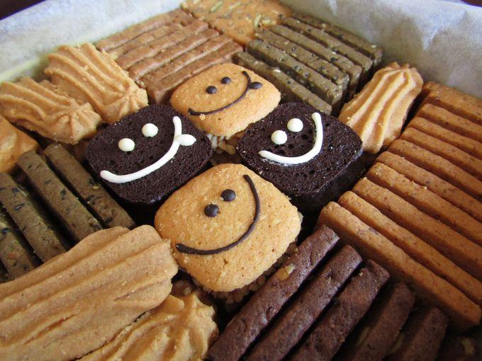 大人の魅力「クッキー・カルテット(曲奇四重奏)」のクッキーセット