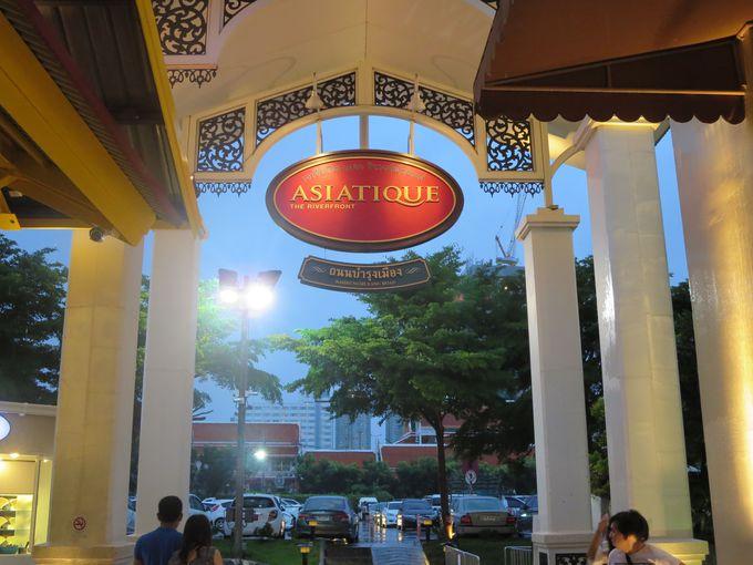 夕暮れから楽しめるバンコクの新スポットはとにかく広い!