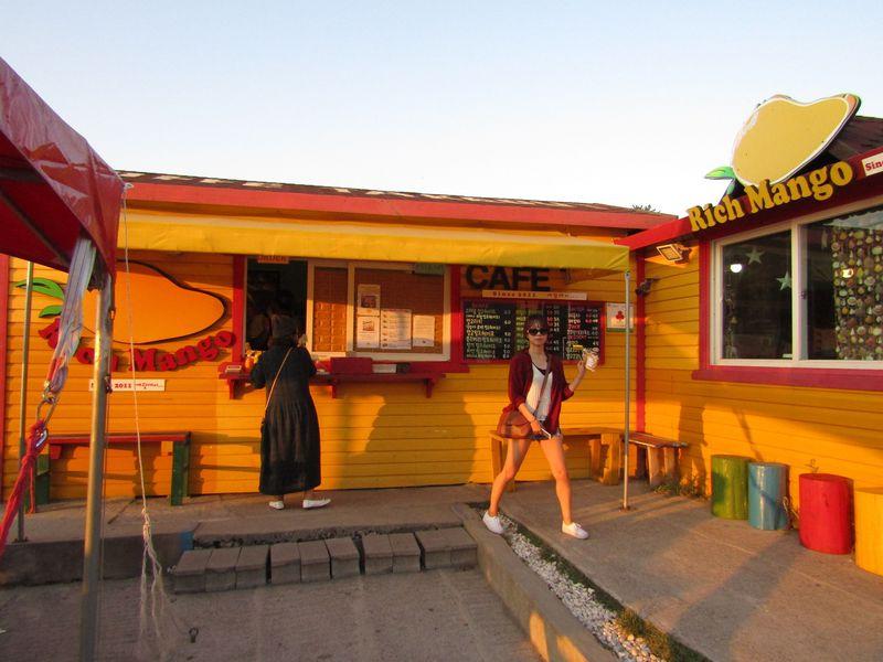 韓国・済州島でマンゴーと夕陽を堪能!「リッチマンゴー」