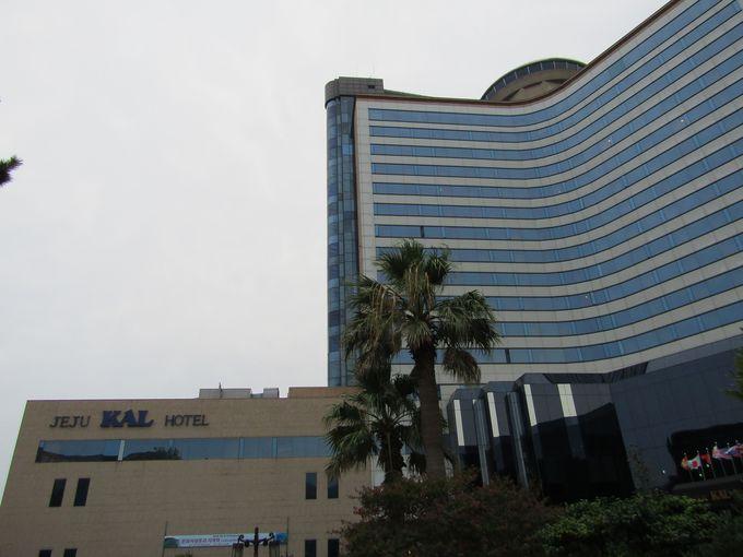 大韓航空系のホテルだからハードもソフトも特1級