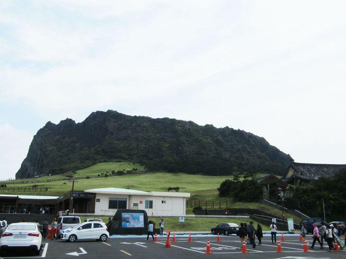 GOイースト!!島の東側、城山日出峰を目指せ!