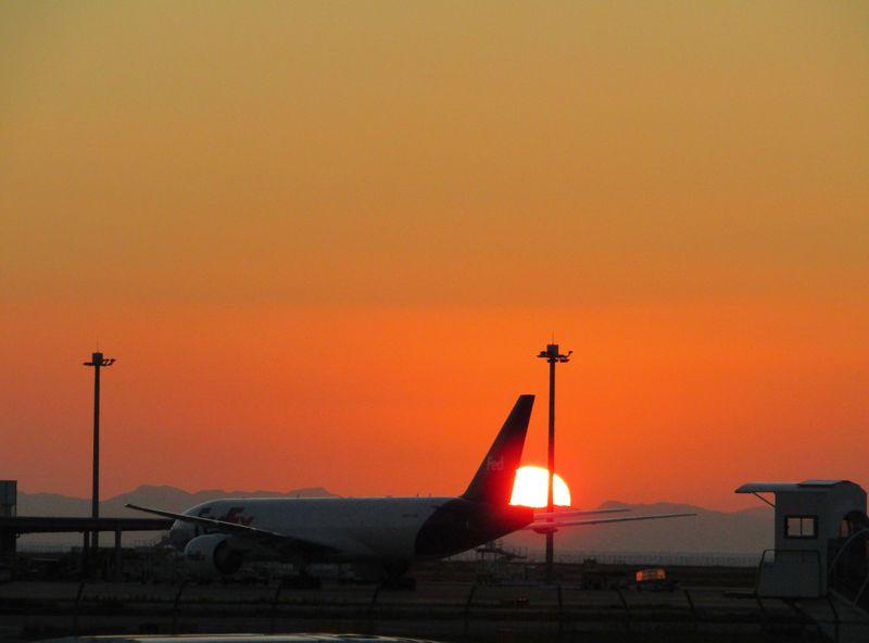 りんくうタウン から 関西 空港