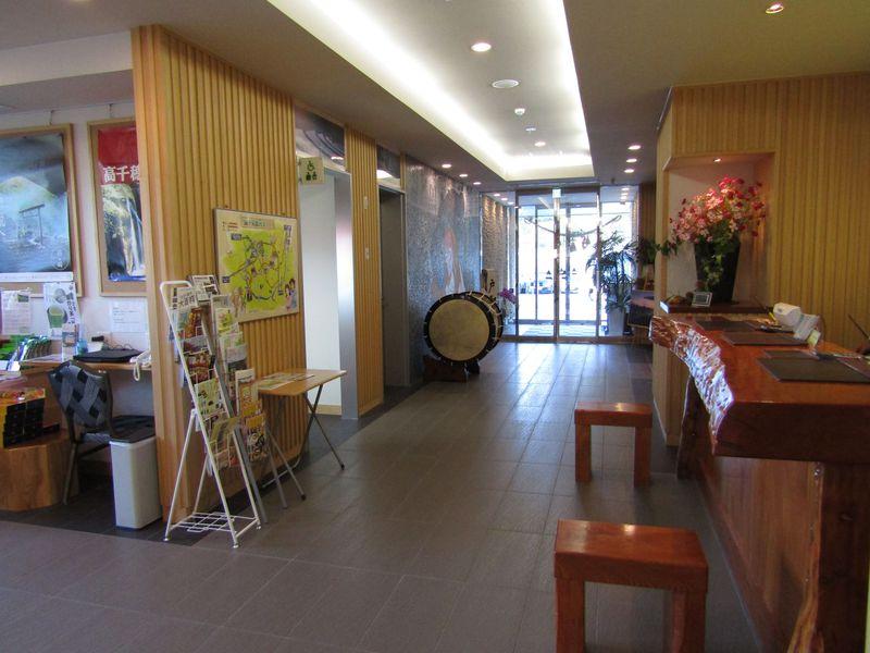 夜神楽も日の出も朝食も「ホテル グレイトフル高千穂」にお任せ!