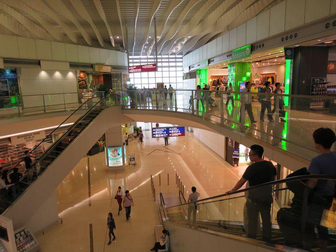 香港国際空港第2ターミナルは丸ごと楽しい!