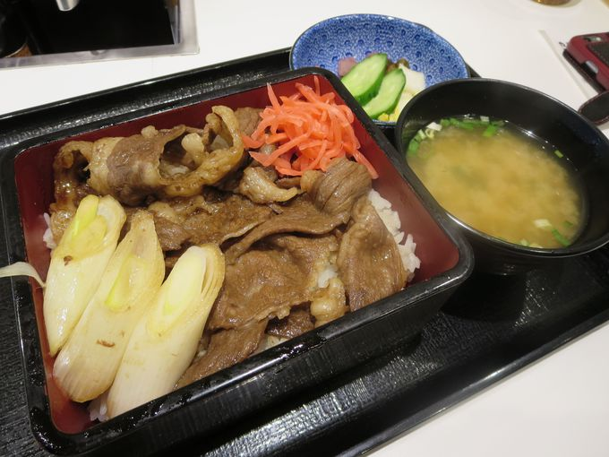 3.羽田空港のグルメ