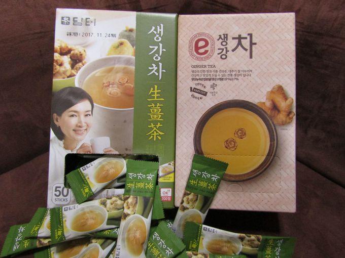 韓国伝統茶でも粉末スティックタイプなら持ち帰り簡単!