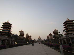 まるで仏教のテーマパーク!台湾・高雄「佛光山佛陀紀念館」