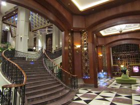 手が届く!クアラルンプールの五つ星ホテル シェラトン・インペリアル
