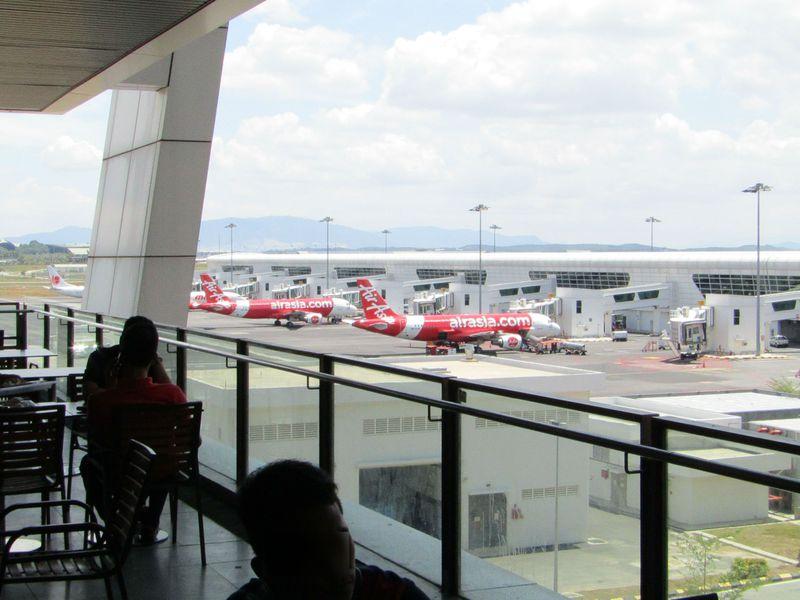 イケてる空港「ゲートウェイ@Klia2」クアラルンプール