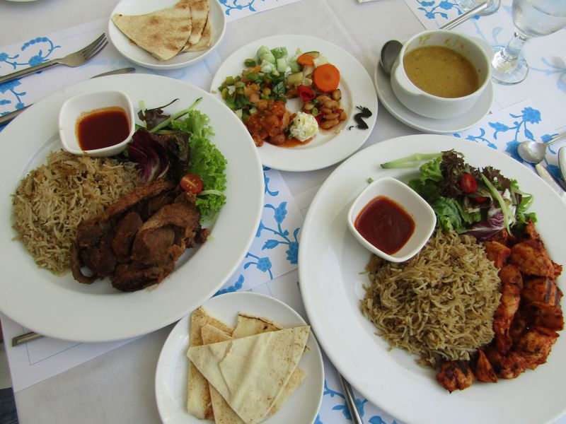 クアラルンプール「ミュージアムレストラン」は中東のエキゾチックな味わい