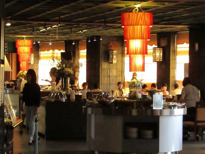 バリエーション豊富なレストランの数々