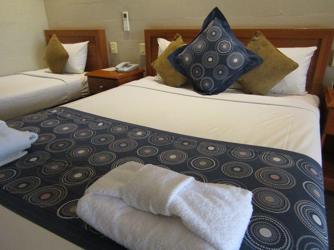 宿泊するなら、やっぱりホテル棟に泊まりたい