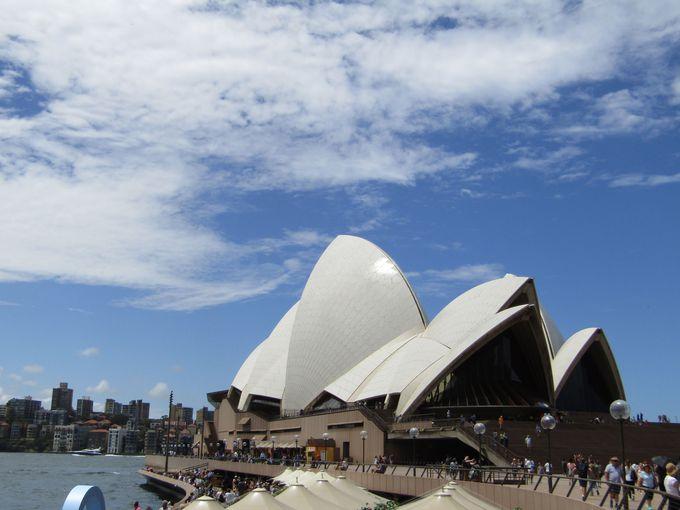 スーパーマーケットにも、オペラハウスにも歩いて行ける「シドニー シティ ロッジ」