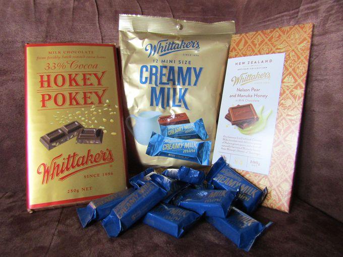 ニュージーランドのチョコレート&クッキーといえば、迷わずコレ!