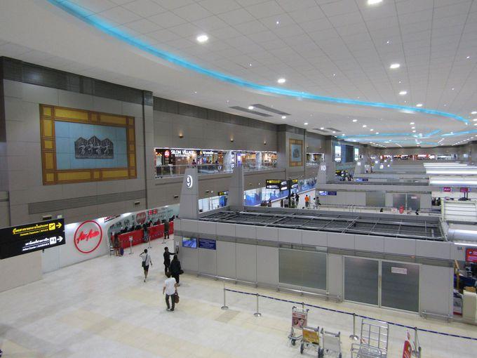 満を持して国内線ターミナルがリニューアルオープン!