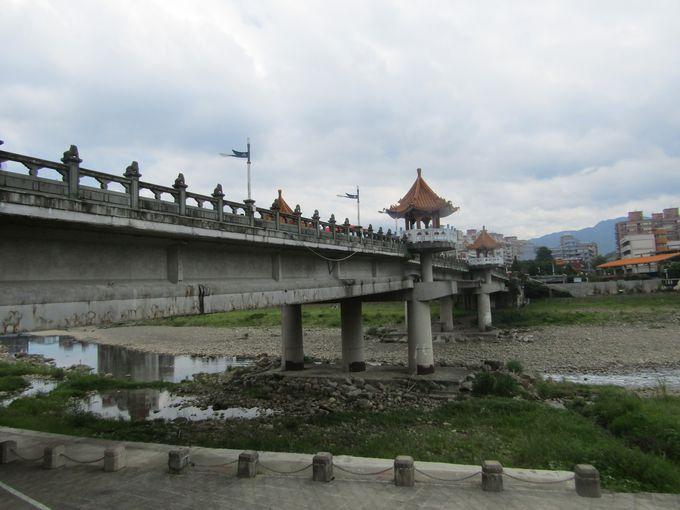 3度の再建で現在に至る「三峡祖師廟」